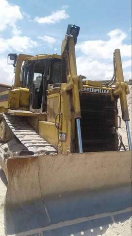 Tractor Oruga D7H motor 3306 Caterpillar
