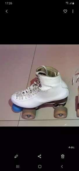 Botas de patin artístico