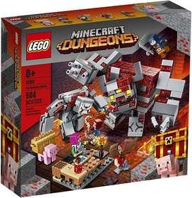 Lego Minecraft The Redstone Battle 21163 Nuevos Entrega Inmediata