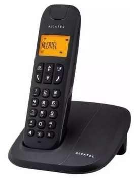 Teléfono Inalámbrico Alcatel D185 con altavoz