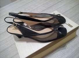 Zapatos de fiesta sandalias negras 40 41
