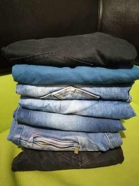 Lote de Jeans de Niño talla 14-16