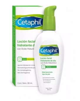 Cetaphil locion facial hidratante