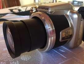 Camara Olympus SP-810UZ___14 Megapixel