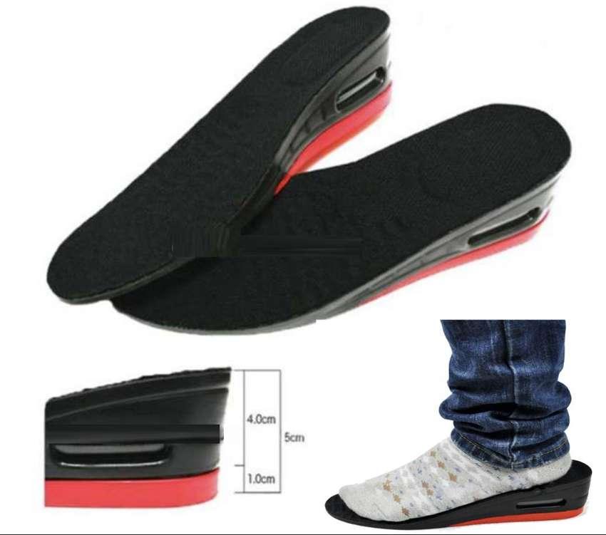 Plantillas Elevadoras Elevate Shoes Capsula De Aire 5 Cm Gruponatic san miguel 0