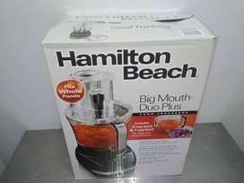 procesadora picatodo hamilton beach usada 70580