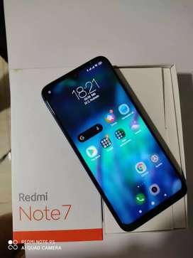 Celular Xiomi Redmi Note 7