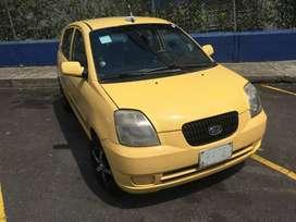 Kia Picanto 2008, 652.500 Kms, Excelente Estado