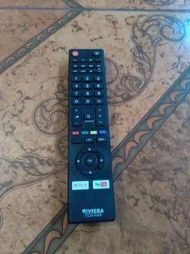 Vendo nuevo control remoto para Smart Tv Riviera, Tekno y Jvc Soy de Guayaquil y hago envíos