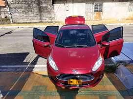 Vendo Carro Ford Fiesta Titanium