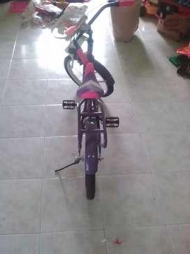 Vendo bicicletas rodado 16