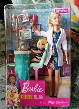 Barbie Dentista Original Americano