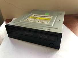 Samsung SH-W162L DVD+R/RW Desktop IDE Drive Lightscribe Writemaster Quemador Interno