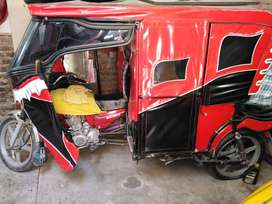 MOTOTAXI  WANXIN 125