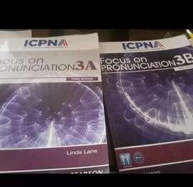 Clases de inglés con libros Icpna