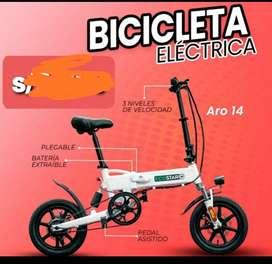 Vendo bicicleta desarmable
