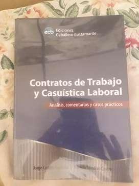 Estudiantes de derecho Manual de Casuística Laboral