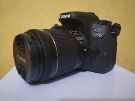 Canon 77D + lente 18-55 - Estado 9/10