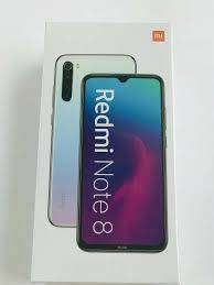 XIAOMI    *Note 8 64GB $ 620.000 Blanco