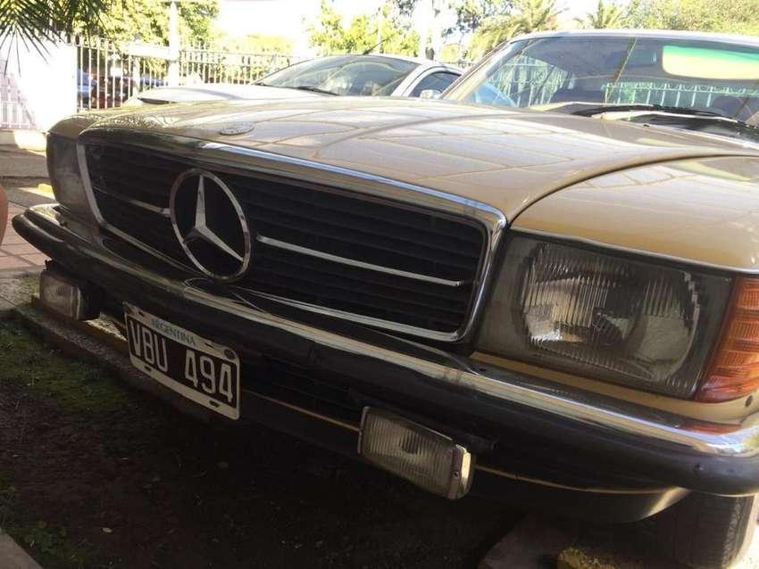Mercedes Benz 280 Slc Coleccion Rec Men 0
