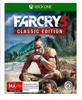 "Se vende juego digital Xbox one ""far cry 3"""