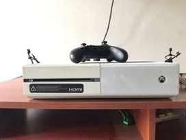 Vendo Xbox one 500g