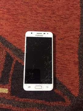 Galaxy j5 prime, pantalla a reparar
