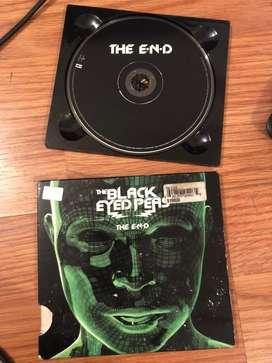 the black eyed peas the end cd original