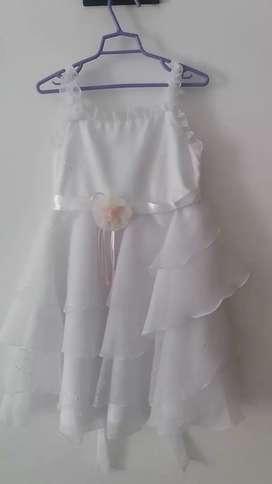Vestido de bautizo