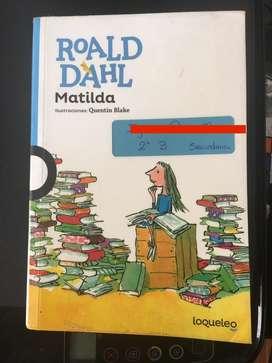 Plan lector Matilda