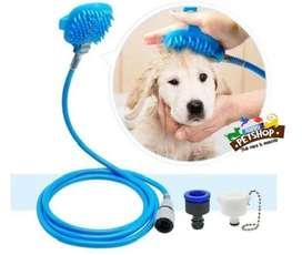 Manguera para baño perro