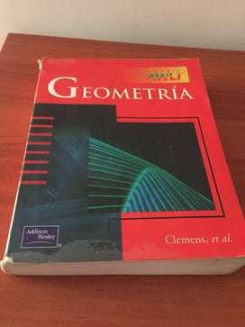 Geometría - Clemens, et al. - Editorial Pearson