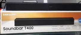 Barra De Sonido Samsung Soundbar Hw-t400 2 Ch 40 Rms 2020
