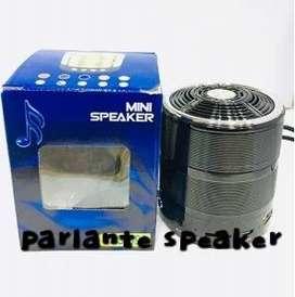 PARLANTE BLUETOOTH 4.2. SPEAKER