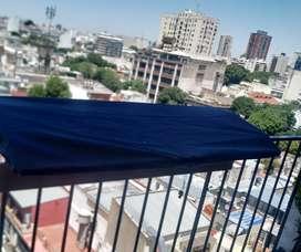 Fundas para barras de balcon