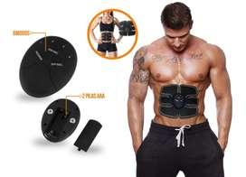 Smart Fitness Tonificador Muscular Electroestimulador Vibra