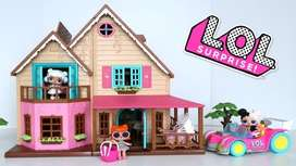 Lol Surprise Doll House, Casa De Muñecas Lol Surprise L.o.l