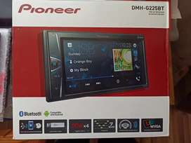 Radio Pioneer DMH G225BT  nuevo, original