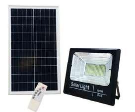 Reflector Led Panel Solar 20w 40w 60w 100w + Control