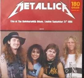 Concierto Metallica en Hammersmith