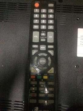 Control remoto para TV RIVIERA