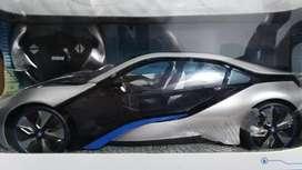 Carro RASTAR control remoto BMW i8 juego deportivo