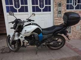 Moto FZ16 $3'700.000