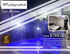 San Andrés Hotel Marmara