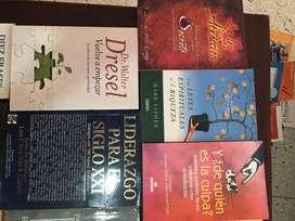 Libros de crecimiento personal y educacion financiera