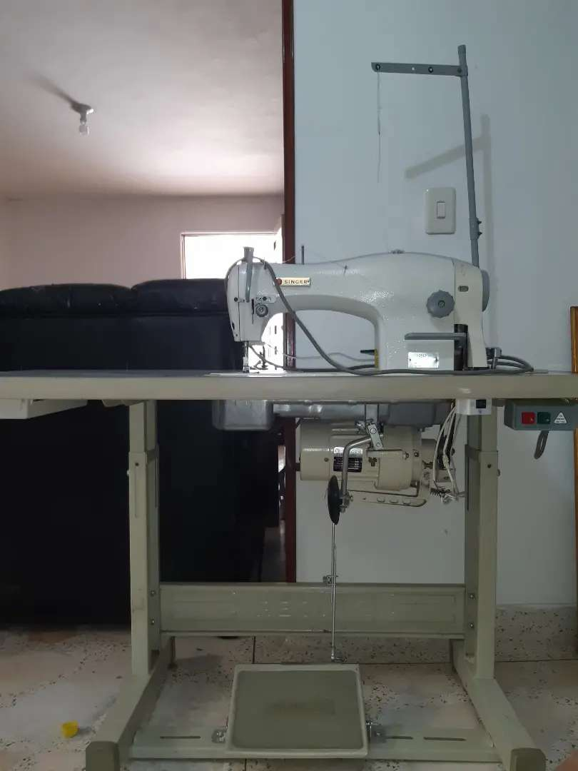 Máquina de coser plana Singer 0