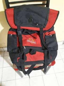 Vendo mochila de camping o pesca