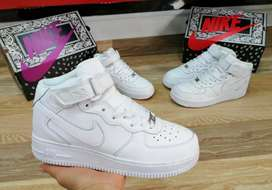 Tenis Nike Air forcé one Dama y caballero