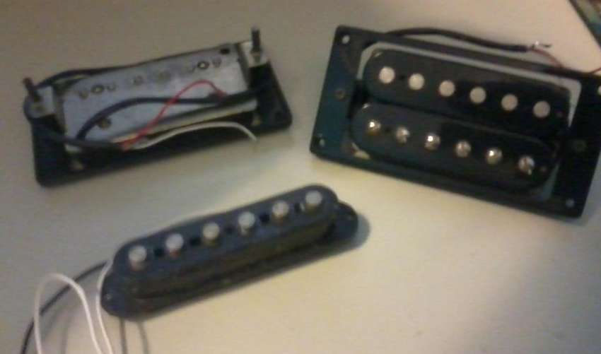 Microfonos Ibanez para Guitarra 0