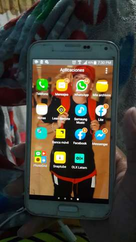 Samsung s5 de remate o cambio con algo de mi interés